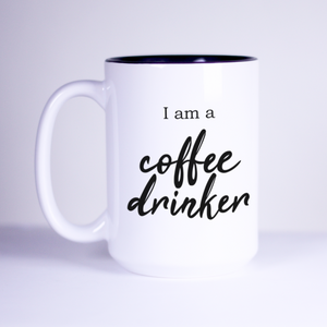 coffee drinker wine vodka brew tea addict gin tonic joke mug