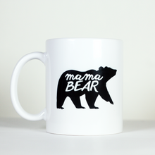 Load image into Gallery viewer, mother mama mum mom bear animal camping mug cute mother's day