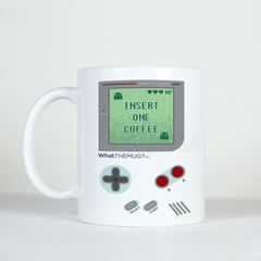 custom video game mug