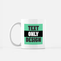 add text to mug