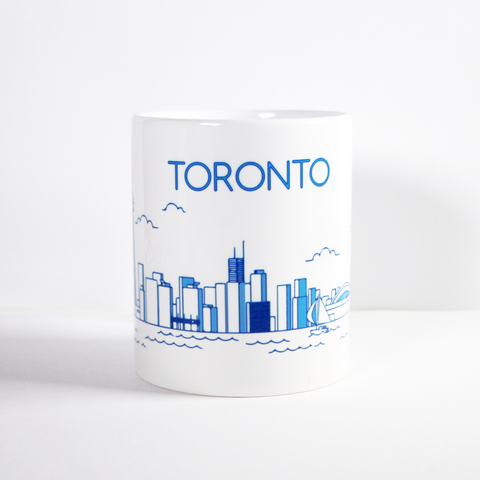 perfect toronto mug made in toronto
