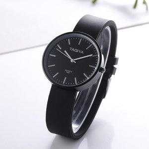 5 Colour Simple Style Silicone Watch Fashsion Women Watches Quartz Wristwatch Clock For Women Ladies Female Students Cool
