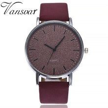Load image into Gallery viewer, women's watches brand luxury fashion ladies watch women leather 7 colors Grind Clock dial Clock Wristwatch Relogio Masculino #7