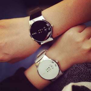 New Fashion Famous Brand ladies Creative Quartz watch women simple Casual Watch student Wristwatch Female Dress Clock Hours