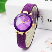 Load image into Gallery viewer, XINIU Women Dress Watches Colorful Crystal Women Bracelet Watch Wristwatch ladies watches top brand luxury#G