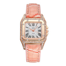 Load image into Gallery viewer, Women Watches Strap Analog Quartz Wristwatches Digital Dial Leather Band Wrist Watch Female Clock Montre Femme Relogio Feminino