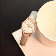 Load image into Gallery viewer, Minimalist Stylish Ultra Thin Women Dress Casual Watches Simple Slim Band Ladies Leisure Wristwatch Female Elegant Watch Hours