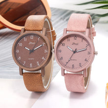 Load image into Gallery viewer, Women's Casual Quartz Leather Band New Strap Watch Analog Precise time and keep good time Wrist Watch Wristwatch Clock Gift #20