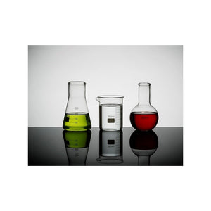 Science Flask Set of 3