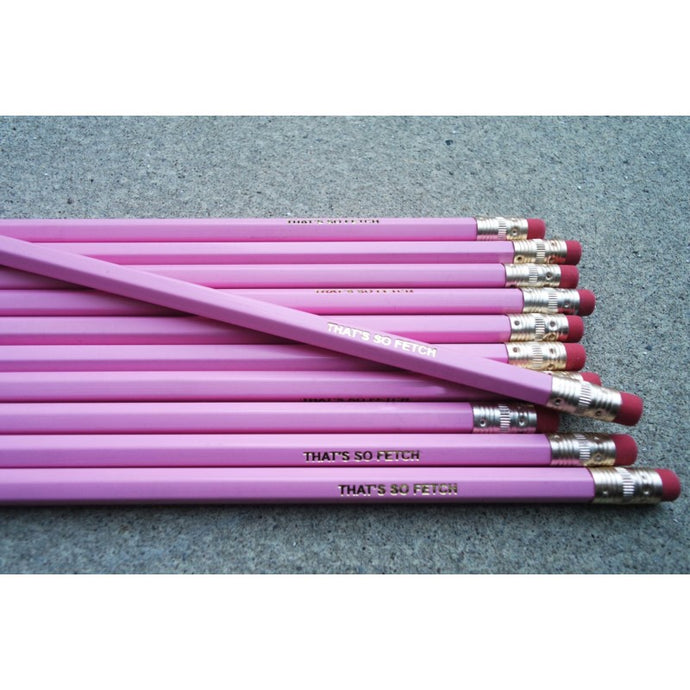 That's So Fetch Pencils