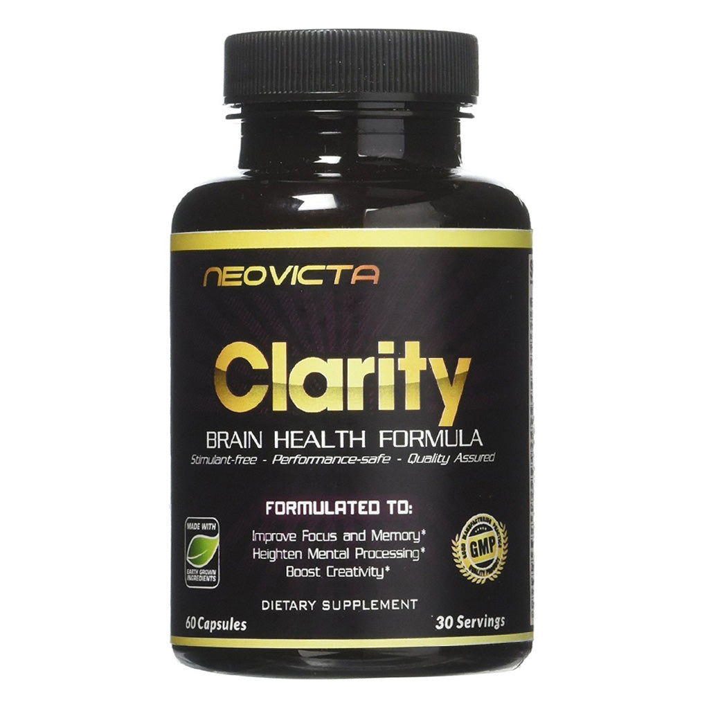 Clarity Brain Support Nootropic Supplement