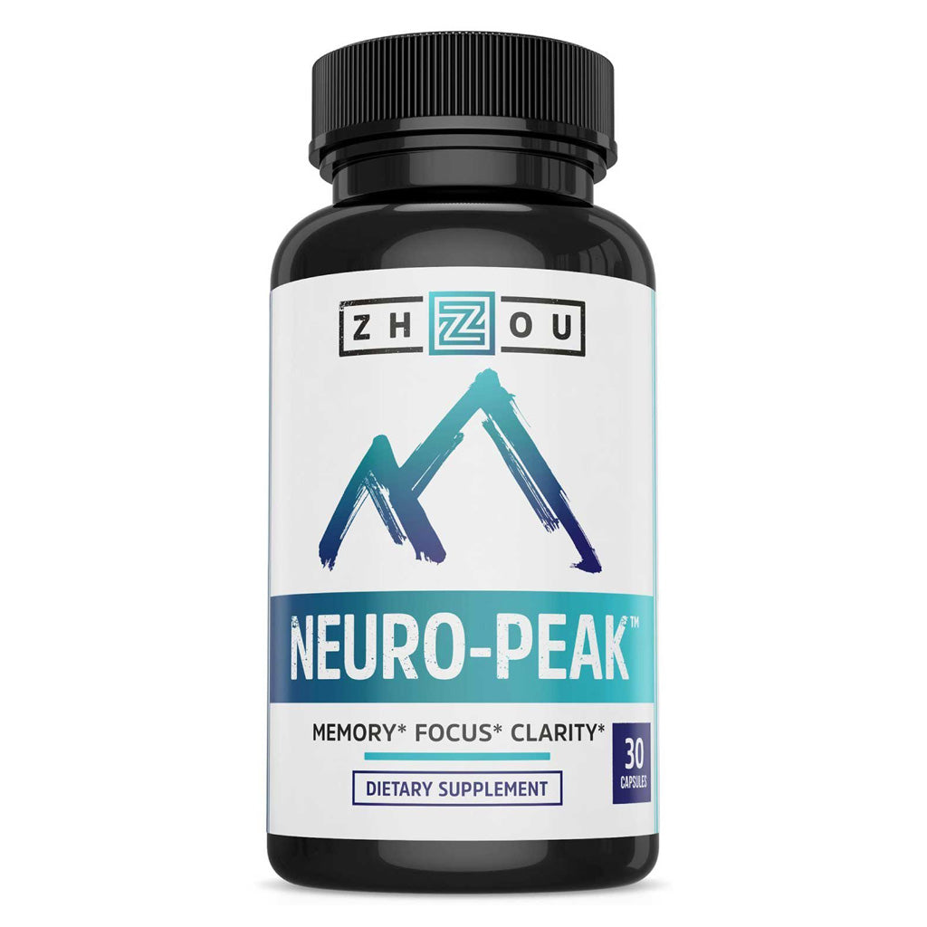 NeuroPeak Brain Function Support Supplement