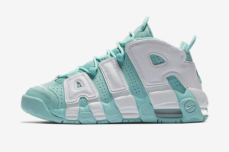 AIR  UPTEMPO - BOYS' - AllGoodFootWear