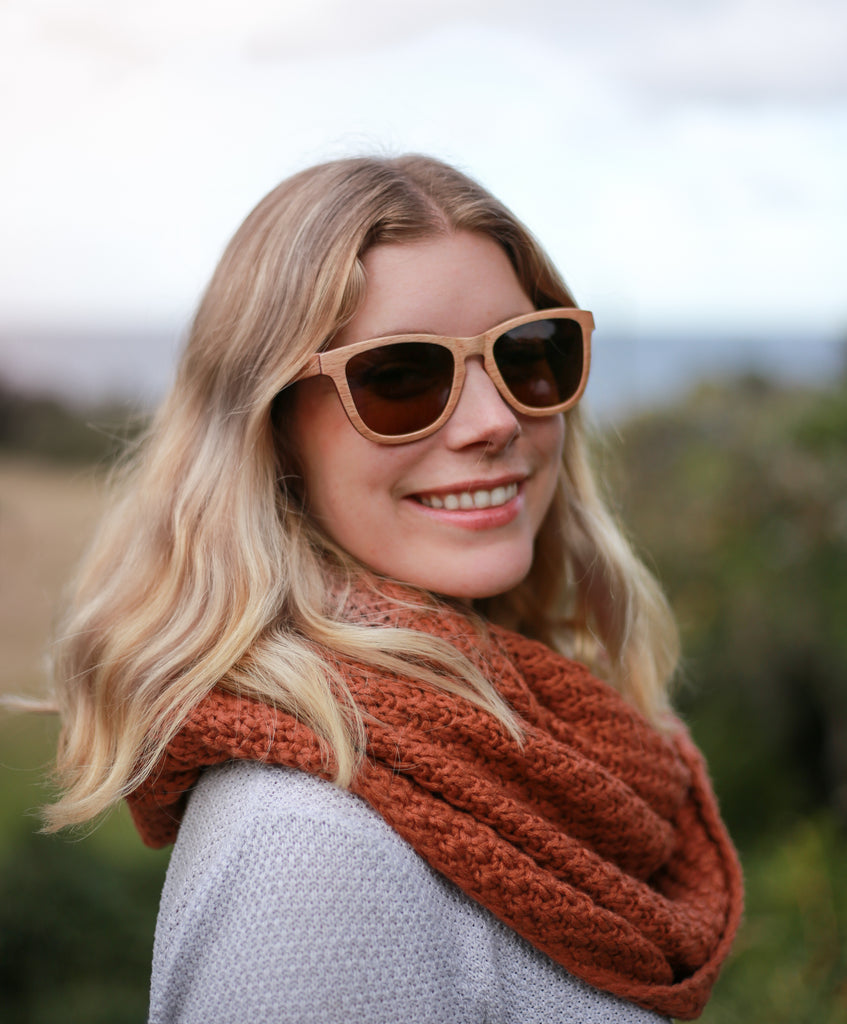 archer-eyewear - Chester - Light wood - Sunglasses