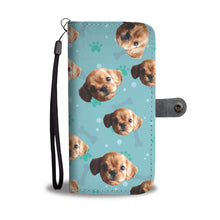 Custom Dog Wallet Phone Case | Personalized