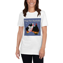 Pray for Australia Koala T-shirt - Donate while you buy - Design 2