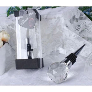 Crystal Wine Stopper - Wine Shadow