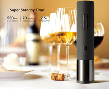 Electric Wine Opener (by Xiaomi) - Wine Shadow