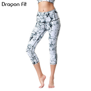 Dragon Fit Yoga Capris