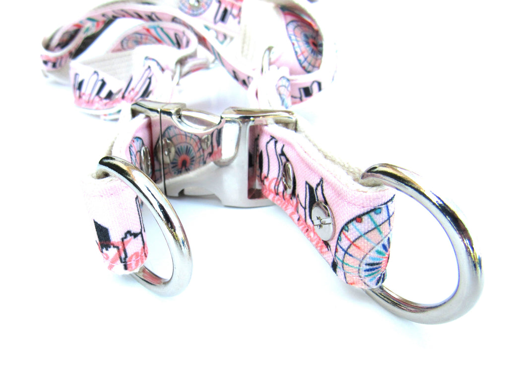 ATL Dog Harness {Cotton Candy}