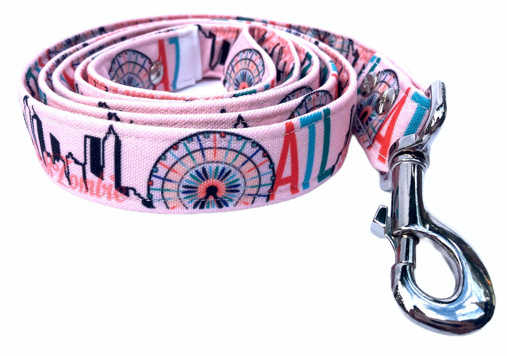 ATL Dog Leash {Cotton Candy}