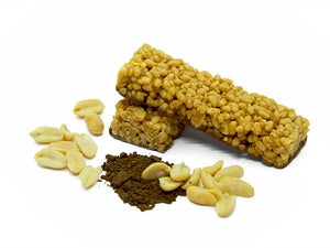 Lose weight with a great tasting meal replacement Peanut Bar.