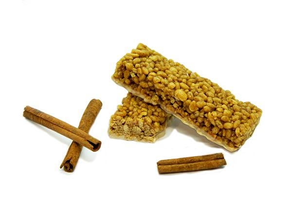 Lose weight with a great tasting meal replacement Cinnamon Bar
