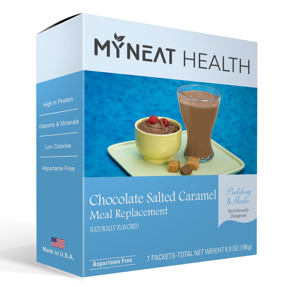 Chocolate Salted Caramel Meal Replacement Shake