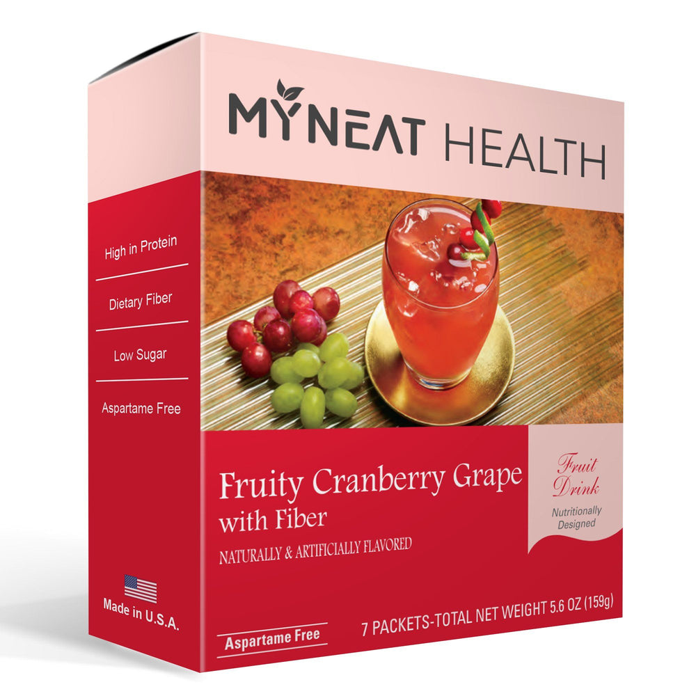 Cranberry Protein drink