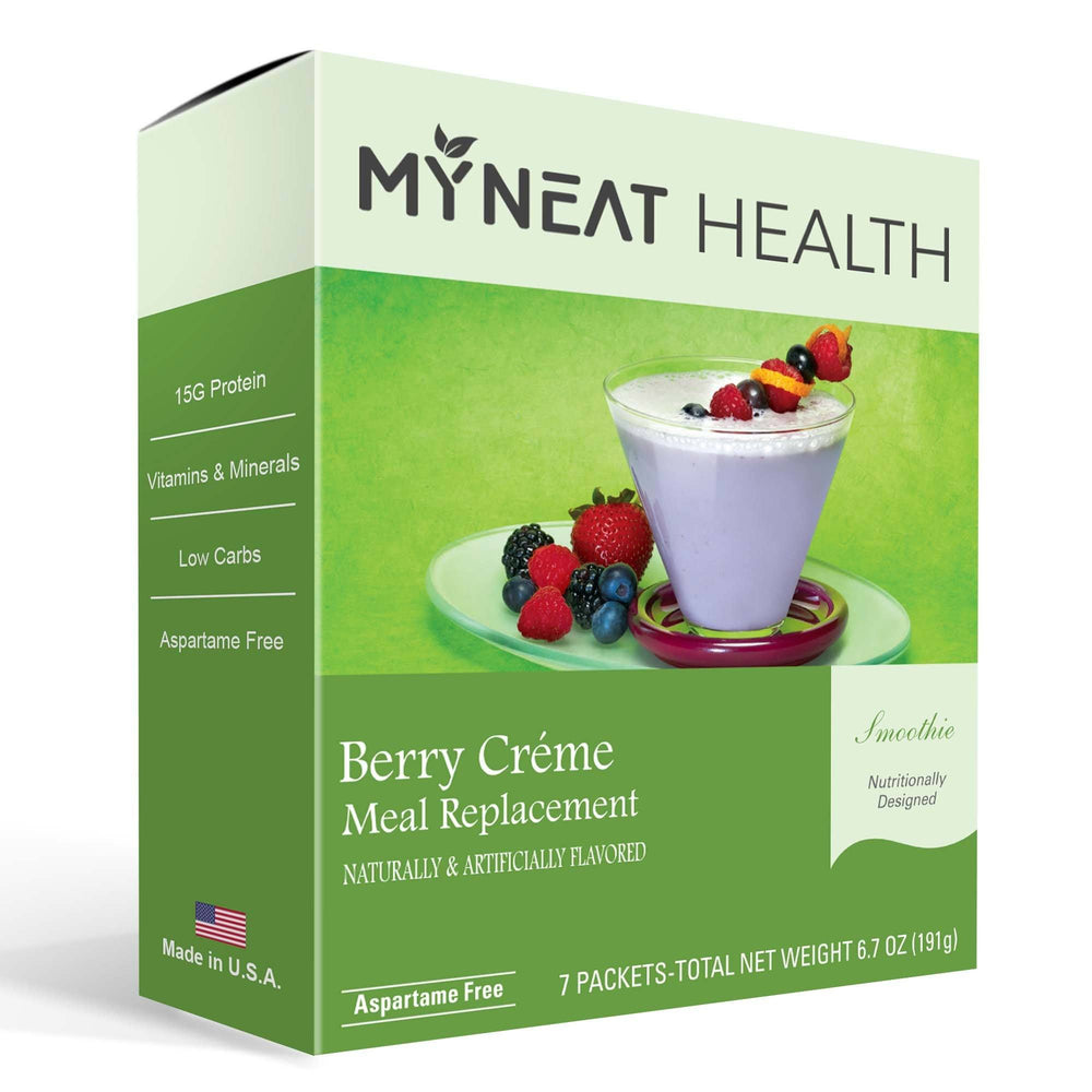 Berry Créme Protein Smoothie (7/Box)