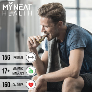 Neat Nutrition Meal Replacement Bar Facts