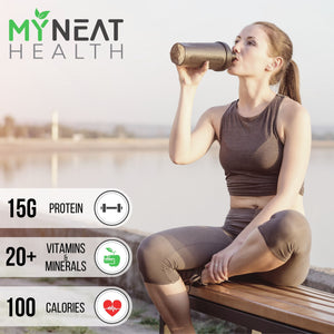 Neat Nutrition Meal Replacement Shake Nutritional Information