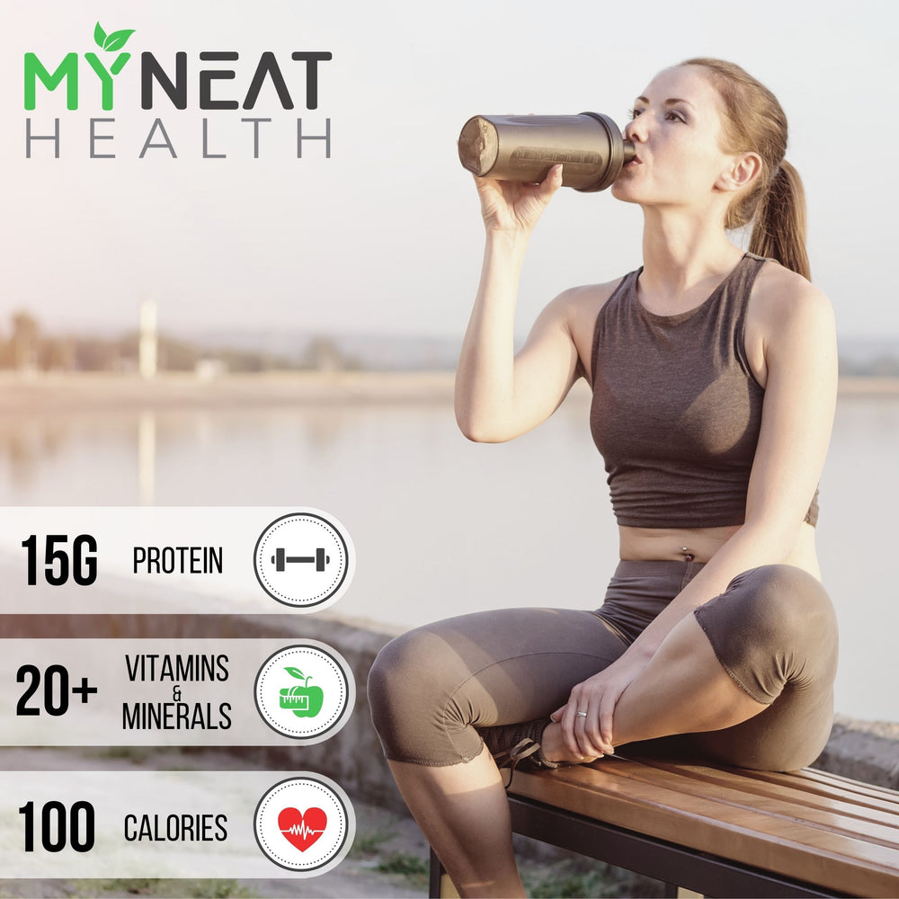 Neat Nutrition Meal Replacement Shake Nutritional Facts