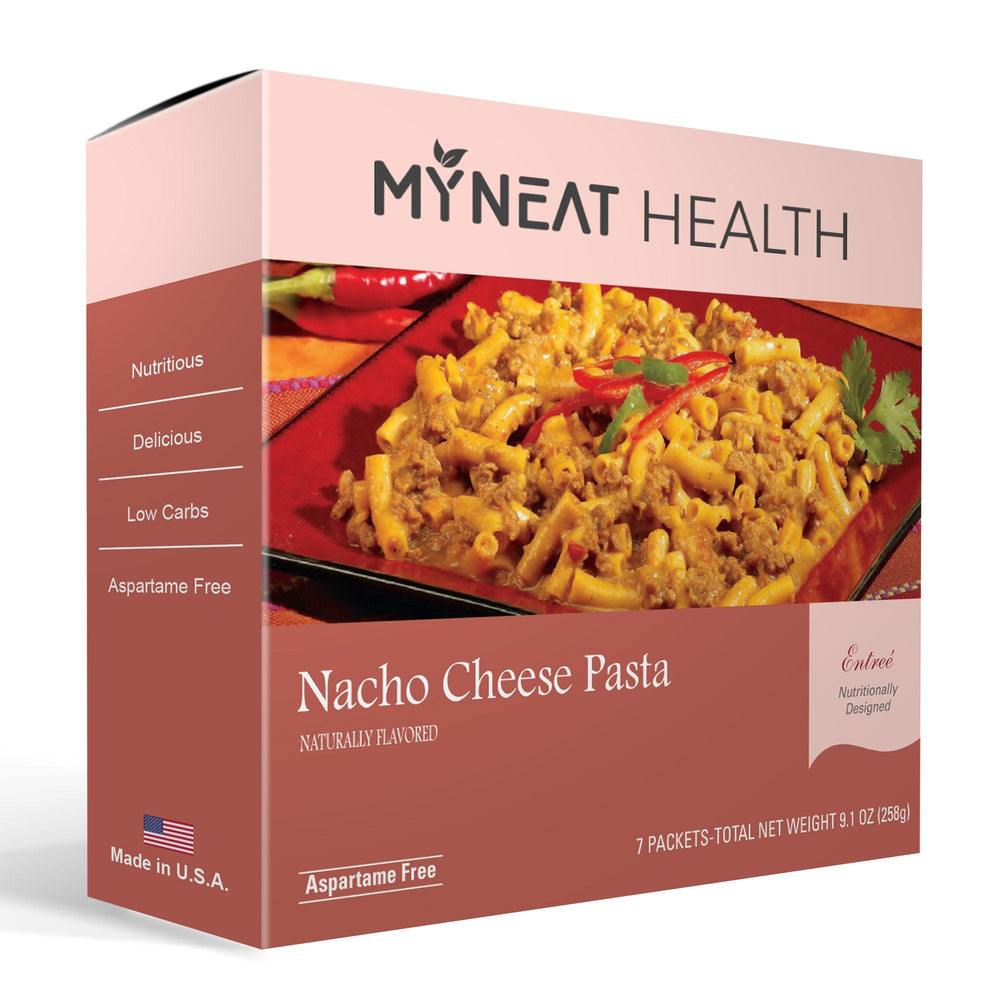 My Neat Health Nacho Cheese Pasta