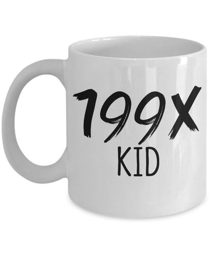 Age Quote - Coffee Mug - 199X Kid Coffee Mug Gearbubble