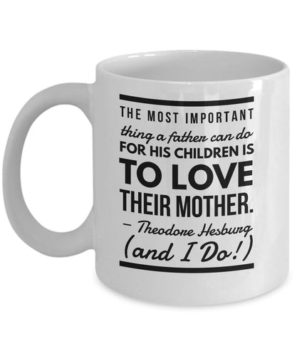 Best Loving Mother's Coffee (or Tea) Mug -