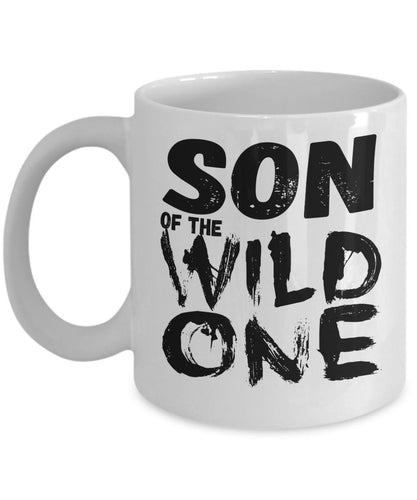 Gift for Son - Coffee Mug - Son of the Wild One Coffee Mug Gearbubble