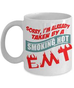 Is there an EMT in your life? Here is the Mug for YOU! Coffee Mug Gearbubble