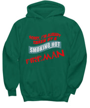 Sexy Fireman Shirt -Do you have a Hot Fireman in your Life? This shirt is for YOU! Shirt / Hoodie Gearbubble