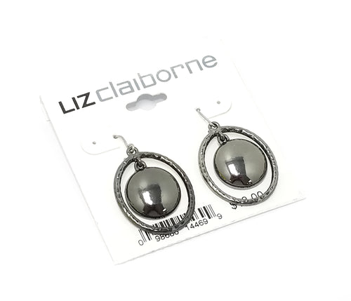 Liz Claiborne Surgical Steel Earrings