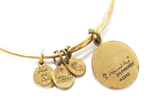 "Alex and Ani ""Live in The Moment"" Bracelet"