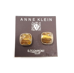 Anne Klein E-Z Comfort Clip Earrings