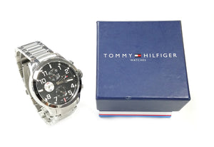 Tommy Hilfiger Multi-Function Stainless Steel Men's Watch