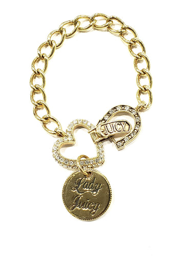 Juicy Couture Ladies Bracelet