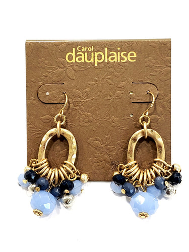 Carol Dauplaise Ladies Earrings - Goodwill of Central Florida