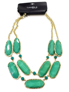 Gabrielle K New York Necklace