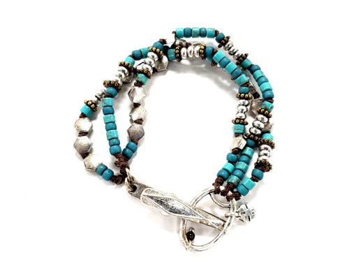 Lucky Brand Ladies Bracelet