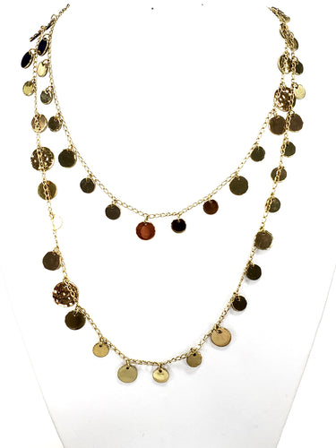 Nine West long Necklace