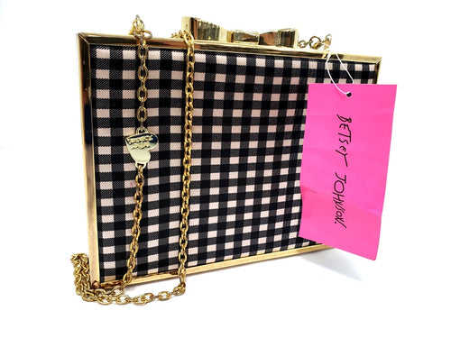 Betsey Johnson Chain Crossbody - Goodwill of Central Florida