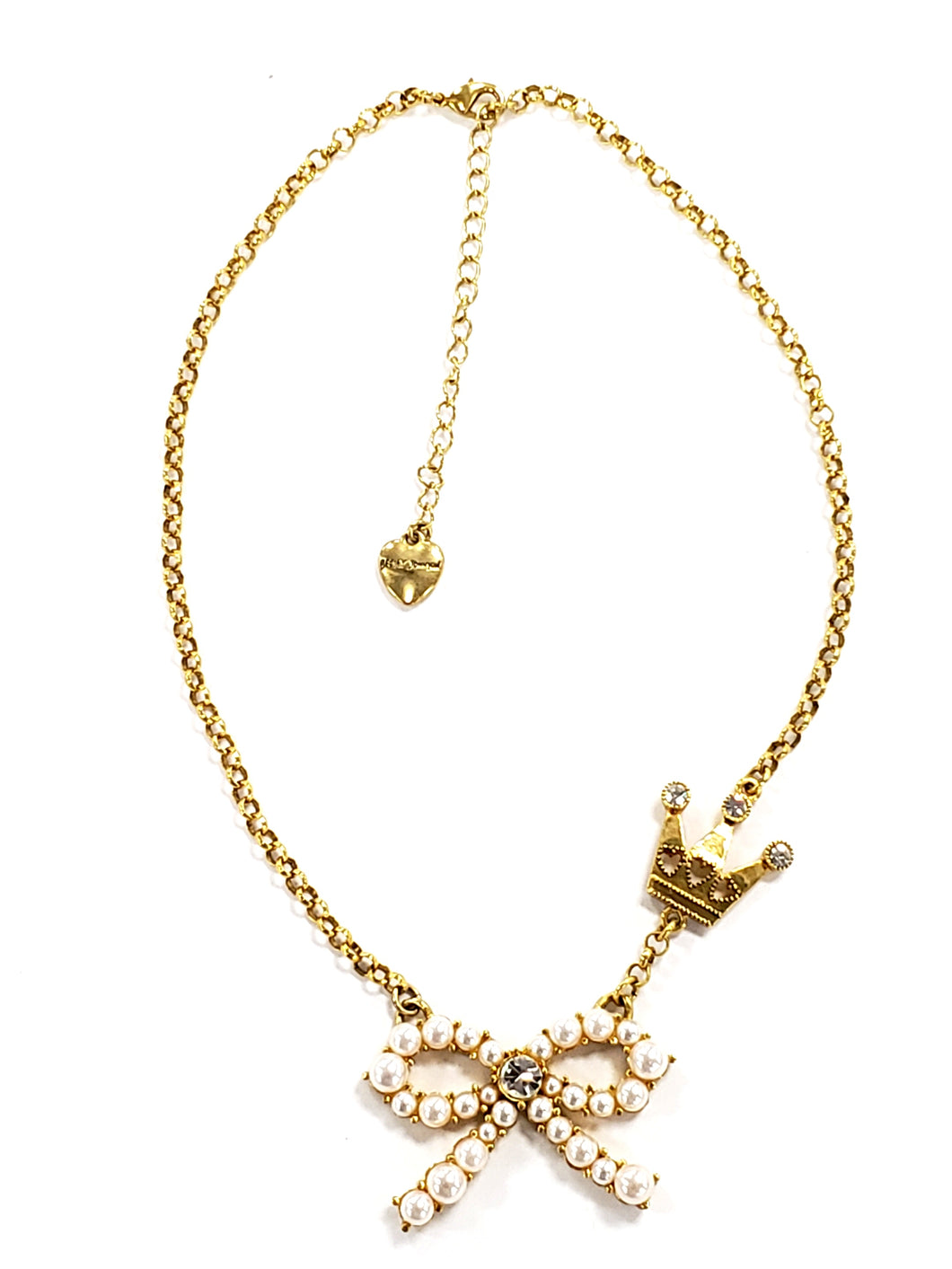 Betsey Johnson Ladies Necklace - Goodwill of Central Florida